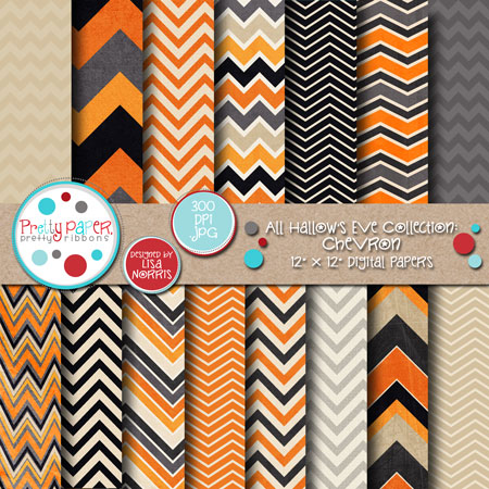 All Hallow's Eve Chevron