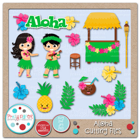 Aloha Cutting Files