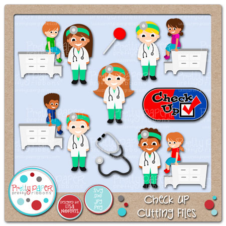 Check Up Cutting Files
