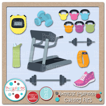 Exercise Equipment Cutting Files