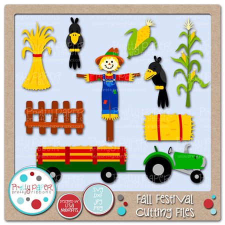 Fall Festival Cutting Files