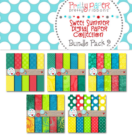 Sweet Summer Collection Bundle 2