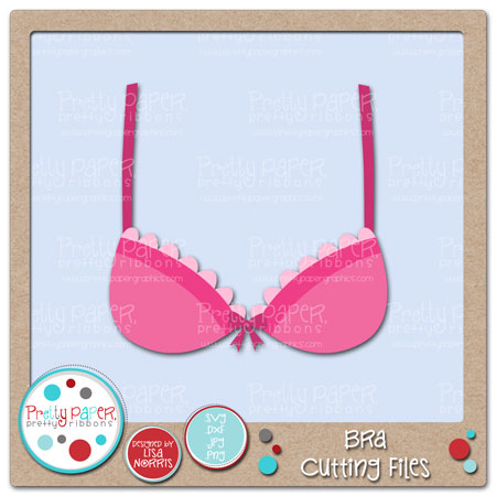 Bra Cutting Files