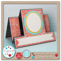 Center Panel Step Card Cutting Files