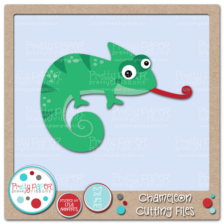 Chameleon Cutting Files