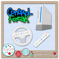 Control Freak Cutting Files