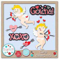 Cupid Cutting Files