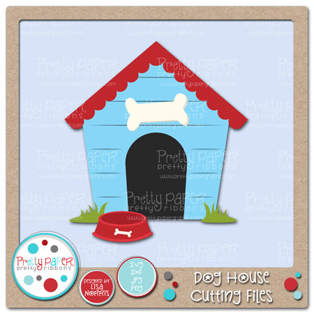 Dog House Cutting Files
