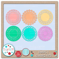 Doilies 1 Cutting Files