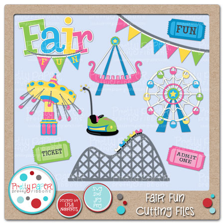 ***BUNDLE*** Fair Fun Cutting Files