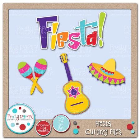 Fiesta Cutting Files