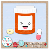 Happy Pills Cutting Files