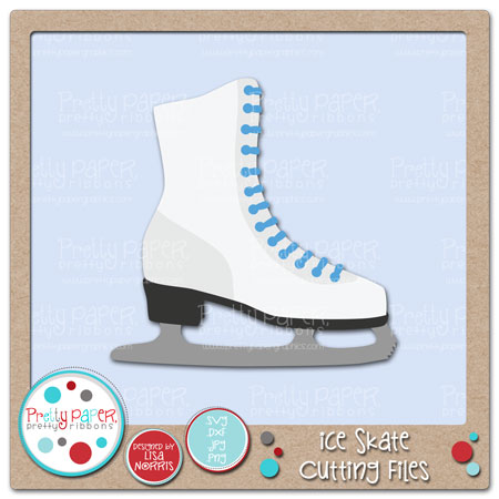 Ice Skate Cutting Files