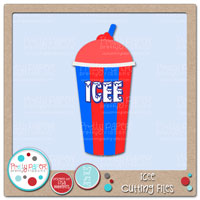 Icee Cutting Files