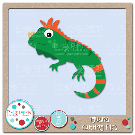 Iguana Cutting Files