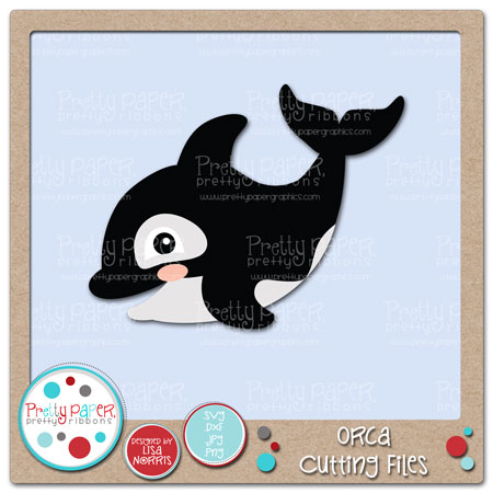 Orca Cutting Files