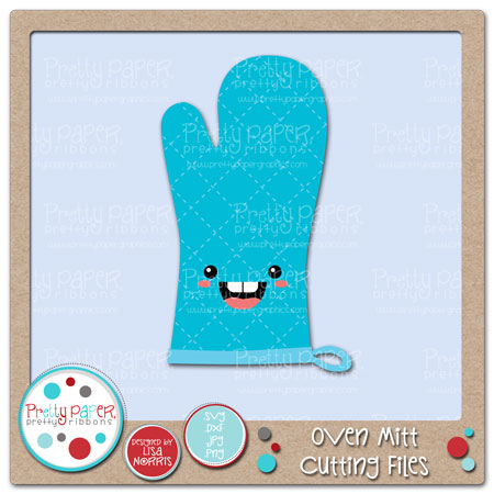 Oven Mitt Cutting Files
