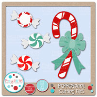 Peppermint Cutting Files