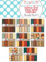 Pumpkin Spice Collection Bundle 1