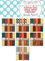 Pumpkin Spice Collection Bundle 2