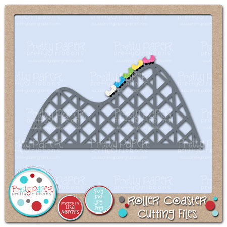 Roller Coaster Cutting Files