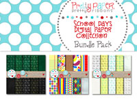 School Days Collection Bundle
