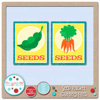 Seed Packet Cutting Files