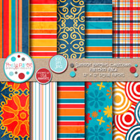 Summer Brights Pattern Pack