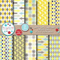 Sunny Skies Pattern Pack 1