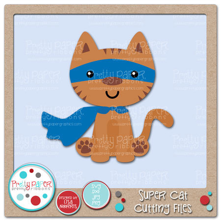 Super Cat Cutting Files