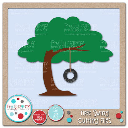 Tire Swing Cutting Files