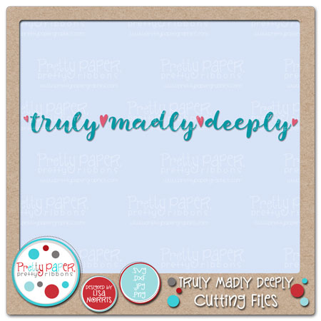 Truly Madly Deeply Cutting Files