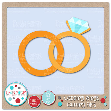 Wedding Rings Cutting Files